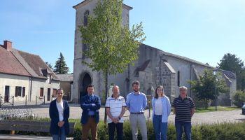 Rénovation de l'église Sainte Marie-Madeleine de RONGERES